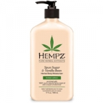 Фото Hempz Hair Care Blushing Grapefruit Raspberry Moisturizer - Молочко для тела, Грейпфрут и Малина, 500 мл