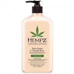 Hempz Hair Care Blushing Grapefruit Raspberry Moisturizer - Молочко для тела, Грейпфрут и Малина, 500 мл