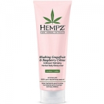 Фото Hempz Hair Care Blushing Grapefruit Raspberry Creme In Shower - Кондиционер для душа, Грейпфрут и Малина, 250 мл