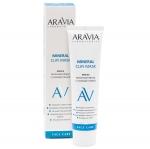 Фото Aravia professional Aravia Laboratories Маска мультиактивная с голубой глиной Mineral Clay Mask, 100 мл
