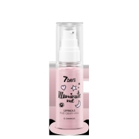 7 DAYS ILLUMINATE ME - Сияющий крем-флюид для лица ROSE GIRL (оттенок 01 Champagne), 50 мл