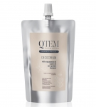 Фото Qtem Color Service - Осветляющий крем для волос Decocream с маслом макадамии, 500 мл