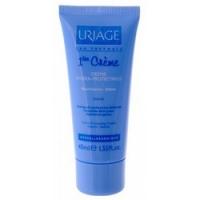 Купить Uriage 1-ene Creme Hydra-protecting cream Babies - Крем Увлажняющий крем для лица для детей и новорожденных, 40 мл