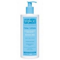 Купить Uriage Creme Lavante Foaming and cleansing cream Babies - Крем очищающий пенящийся для детей и новорожденных, 500 мл