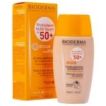 Фото Bioderma Photoderm Nude Touch SPF 50+ - Cолнцезащитный флюид очень светлый оттенок SPF50+, 40 мл