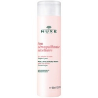 Nuxe Rose Petals Eau Demaquillante Micellaire - Мицеллярная очищающая вода с лепестками роз, 400 мл
