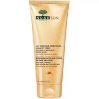 Купить Nuxe Sun Refreshing After-Sun Lotion for Face and Body - Лосьон освежающий для лица и тела после солнца, 200 мл