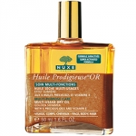 Фото Nuxe Prodigieux Multi-Usage Dry Oil Golden Shimmer - Масло золотое, 50 мл.