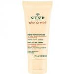 Фото Nuxe Reve de Miel Hand and Nail Cream - Крем для рук и ногтей, 50 мл