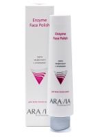 Aravia Professional -  Паста-эксфолиант с энзимами для лица Enzyme Face Polish, 100 мл