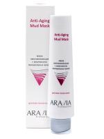 Aravia Professional -  Маска омолаживающая с комплексом минеральных грязей Anti-Aging Mud Mask, 100 мл