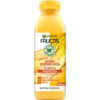 Купить Garnier Fructis SuperFood - Шампунь для питания волос Банан, 350 мл