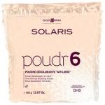 Eugene Perma Solaris Poudr 6 - Пудра для осветления волос, 450 г