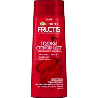 Garnier Fructis - Укрепляющий шампунь Годжи Стойкий Цвет, 250 мл
