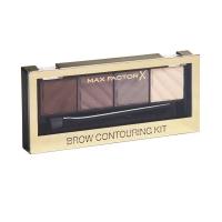 Max Factor Brow Contouring Kit - Палетка для контуринга бровей, 25 гр