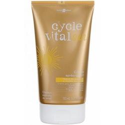 Фото Eugene Perma Cycle Vital Creme Apres-Soleil - Крем для волос после солнца, с маслом марулы УФ фильтр, 150 мл
