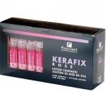 Фото Fauvert Professionnel Kerafix Bleu - Розовый Лосьон для укладки локонов, 30х10 мл