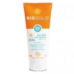 Фото Biosolis Sun Milk Lite Solaire SPF 50+ - Детское солнцезащитное молочко для лица и тела, 100 мл
