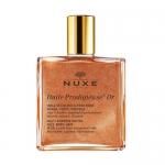 Фото Nuxe - Мерцающее сухое масло для лица, тела и волос Huile Prodigieuse Or, 100 мл