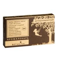 Botavikos - Набор 100% эфирных масел Антицеллюлитный, 6 шт x 1,5 мл