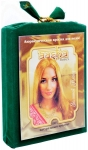 Фото Aasha Herbals - Краска аюрведическая для волос, Золотой блонд, 100 мл