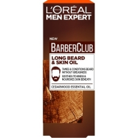 L'Oreal Men Expert Barber Club - Масло для длинной бороды, 30 мл