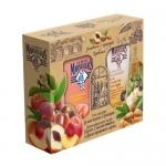 Фото Le Petit Marseillais - Набор, Гель для душа белый персик и нектарин и питательный крем для рук, 1 шт