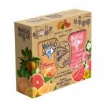Фото Le Petit Marseillais - Набор с экстрактом грейпфрута, Гель-пена для душа и шампунь для тонких волос, 1 шт