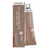 Купить Eugene Perma Carmen Ton Sur Ton - Краска для волос тон в тон, 6.12 темный блондин пепельно-перламутровый, 60 мл