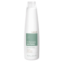 Купить Lakme K.Therapy Purifying Balancing shampoo oily hair - Шампунь восстанавливающий баланс для жирных волос 300 мл