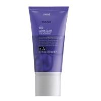 Lakme Teknia Ultra Сlair treatment - Средство придающее блеск светлым оттенкам волос 50 мл