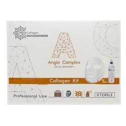 Фото MesoCollagen Angio Complex - Набор Ангио протект, аппликаторы для лица и спрей, 1 шт
