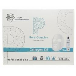 Фото MesoCollagen Pure Complex - Набор Чистая кожа, аппликаторы для лица и спрей, 1 шт