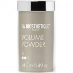 Фото La Biosthetique Volume Powder - Пудра для придания объема тонким волосам 14 г