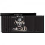 Фото Double Dare OMG! Man In Black Peel Off Mask Kit - Трехкомпонентный набор мужских масок Смягчением и восстановление, 5 шт