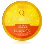 Фото Deoproce Premium Clean And Deep Coenzyme Q10 Cleansing Cream - Крем для лица очищающий с коэнзимом, 300 гр