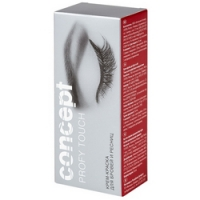 Купить Concept Eyelashes And Eyebrows Color Cream - Крем-краска для бровей и ресниц, Графит, 30+20 мл