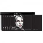 Фото Double Dare OMG! Platinum Silver Facial Mask Kit - Трёхкомпонентный комплекс масок Активный лифтинг и восстановление, 5 шт