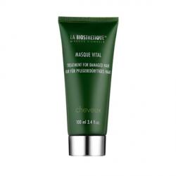 La Biosthetique Natural Cosmetic Masque Vital - Крем-маска для натуральных поврежденных волос 100 мл