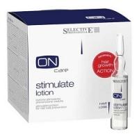 Selective On Care Scalp Specifics Stimulate Lotion - Стимулирующий лосьон от выпадения волос, 12*6 мл