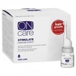 Selective On Care Scalp Specifics Stimulate Intense Lotion - Интенсивный стимулирующий лосьон от выпадения волос 8*8 мл