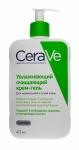 Фото CeraVe Detergente Inratante - Крем-гель очищающий для нормальной и сухой кожи лица и тела, 473 мл