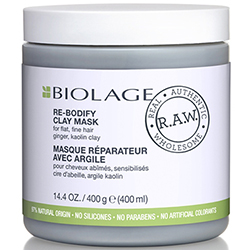 Matrix Biolage R.A.W. Re-Bodify - Маска для объема, 400 мл