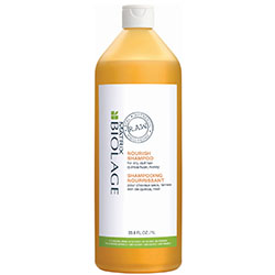 Matrix Biolage R.A.W. Nourish Shampoo - Шампунь для волос, питание, 1000 мл