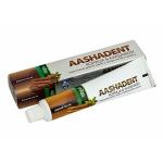 Фото Aasha Herbals Aashadent - Зубная паста, корица-кардамон, 100 мл