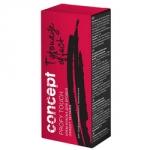 Фото Concept Brows Color Cream Tatouage Effect - Крем-краска для бровей с эффектом Татуажа, Коричневый, 30+20 мл