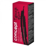 Фото Concept Brows Color Cream Tatouage Effect - Крем-краска для бровей с эффектом Татуажа, Черный, 30+20 мл