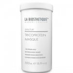Фото La Biosthetique Structure Tricoprotein Masque - Увлажняющая маска для сухих волос с мгновенным эффектом 500 мл
