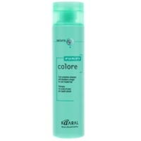 Kaaral Purify Colore Shampoo - Шампунь для окрашенных волос на основе фруктовых кислот ежевики, 250 мл