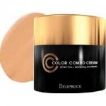 Фото Deoproce СС Color Combo Cream - Крем СС тон 21, 40 г
